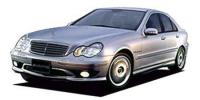 メルセデス・ベンツ Cクラス 2004年4月モデル