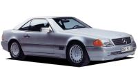 メルセデス・ベンツ SL 1989年10月モデル