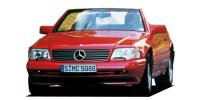 メルセデス・ベンツ SL 1995年10月モデル