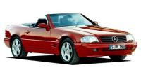 メルセデス・ベンツ SL 2000年1月モデル