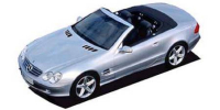 メルセデス・ベンツ SL 2001年10月モデル
