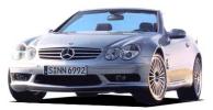 メルセデス・ベンツ SL 2002年7月モデル