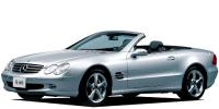 メルセデス・ベンツ SL 2003年6月モデル