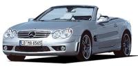 メルセデス・ベンツ SL 2004年7月モデル