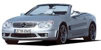 メルセデス・ベンツ SL 2005年8月モデル