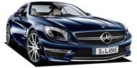 メルセデス・ベンツ SL 2012年8月モデル