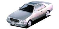 メルセデス・ベンツ CL 1996年8月モデル