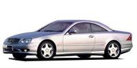 メルセデス・ベンツ CL 2002年3月モデル