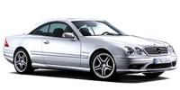 メルセデス・ベンツ CL 2003年10月モデル
