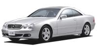 メルセデス・ベンツ CL 2003年11月モデル