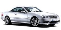 メルセデス・ベンツ CL 2004年7月モデル