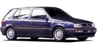 フォルクスワーゲン ゴルフ 1994年1月モデル