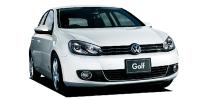 フォルクスワーゲン ゴルフ 2012年8月モデル