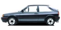 フォルクスワーゲン ポロ 1988年6月モデル