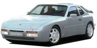 ポルシェ 944 1991年2月モデル