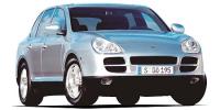 ポルシェ カイエン 2004年4月モデル