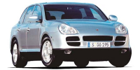 ポルシェ カイエン 2004年8月モデル