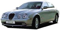 ジャガー Sタイプ 2002年7月モデル