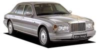 ロールスロイス シルバーセラフ 1998年3月モデル