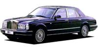 ロールスロイス シルバーセラフ 1999年11月モデル