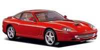 フェラーリ 550 1999年3月モデル