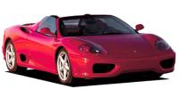 フェラーリ 360 2004年4月モデル