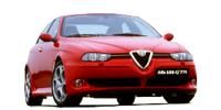 アルファロメオ アルファ156 2002年7月モデル