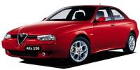 アルファロメオ アルファ156 2003年1月モデル