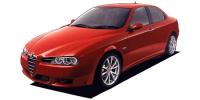 アルファロメオ アルファ156 2004年1月モデル