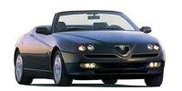 アルファロメオ アルファスパイダー 1998年12月モデル