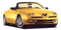 アルファロメオ アルファスパイダー 2003年1月モデル