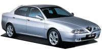 アルファロメオ アルファ166 2001年9月モデル