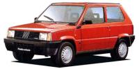 フィアット パンダ 1990年1月モデル
