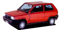 フィアット パンダ 1993年4月モデル