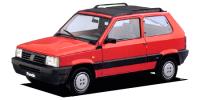フィアット パンダ 1995年1月モデル