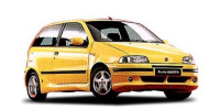 フィアット プント 1998年4月モデル