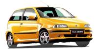 フィアット プント 1999年1月モデル