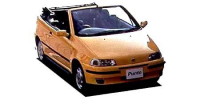 フィアット プント 1999年11月モデル
