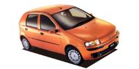 フィアット プント 2001年11月モデル