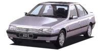プジョー 405 1993年3月モデル