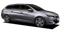 プジョー 308 2015年10月モデル