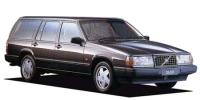 ボルボ 940エステート 1991年10月モデル