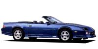 シボレー シボレーカマロ 1991年10月モデル