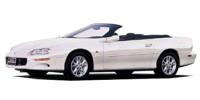 シボレー シボレーカマロ 2001年11月モデル