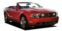 フォード マスタング 2011年10月モデル