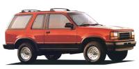 フォード エクスプローラー 1990年10月モデル