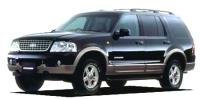 フォード エクスプローラー 2001年10月モデル