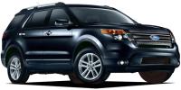 フォード エクスプローラー 2011年8月モデル