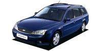 ヨーロッパフォード モンデオ 2001年5月モデル