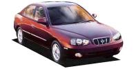 ヒュンダイ エラントラ 2002年4月モデル